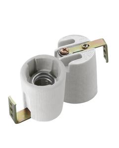 Oprawka ceramiczna HLDR-E14-F