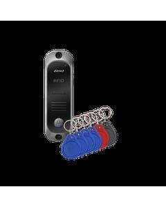 Panel zewnętrzny z czytnikiem RFID do rozbudowy domofonów z serii AVIOR OR-DOM-JA-928KD