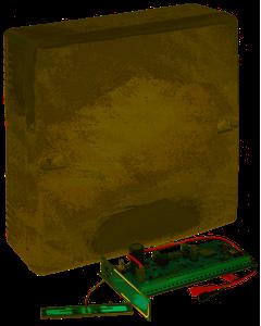 Zestaw systemu alarmowego /PERFECTA 16 + antena ANT-GSM-I + obudowa OPU-4 P/ PERFECTA 16 SET-A