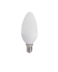 Lampa z diodami LED DUN 4,5W T SMD E14-WW