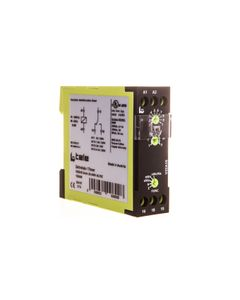 Przekaźnik czasowy 1P 5A 0,3sek-3min 24-240V AC/DC opóźnione wyłączenie V2ZA10 3MIN 24-240V AC/DC 26...