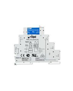 Przekaźnik interfejsowy 1P 6A 24V AC/DC AgSnO2 PIR6W-1PS-24VAC/DC-C SZARE 857201