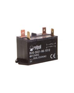 Przekaźnik przemysłowy 1Z 30A 12V DC AgSnO2 R20-3021-96-1012 2611748