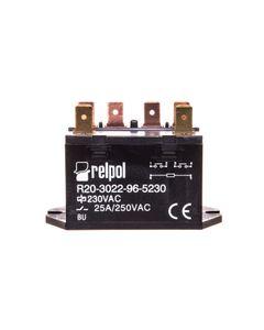 Przekaźnik przemysłowy 2Z 230V AC AgSnO2 R20-3022-96-5230 2611761