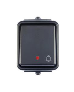 Przycisk dzwonek z podswietleniem CEDAR IP44 SCHNEIDER
