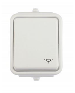 Przycisk swiatlo CEDAR IP44 SCHNEIDER