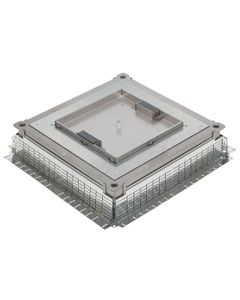 Puszka podłogowa 24 modułów IP30 089688
