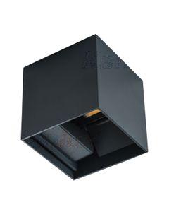 Oprawa elewacyjna REKA LED EL 7W-L-GR grafitowa 360lm 4000K 28990