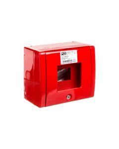 Rozdzielnica przeciwpożarowa natynkowa pusta 5 modułów IP55 95PPNT