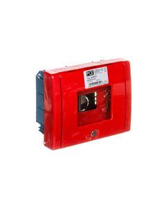 Rozdzielnica przeciwpożarowa podtynkowa pusta 5 modułów IP55 95PPPT