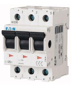 Rozłącznik modułowy IS 3P 16A 400V 2kA EATON