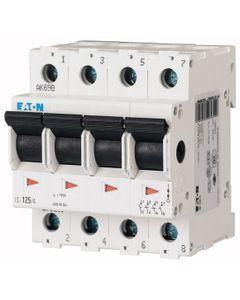 Rozlacznik modulowy IS 4P 100A 400V 2kA EATON