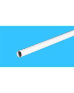Rura gładka bezhalogenowa RLHF 37 biała 68173 /3m/