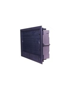 Simon Connect Puszka SF podłogowa sześciokrotna 12xK45 + 2xSM302/9 szara SF670/1