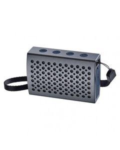Głośnik Bluetooth Soundbox TIFFY tytan w aluminiowej obudowie IP67 E0080