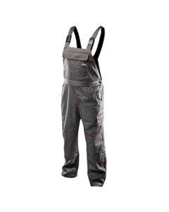 Spodnie robocze na szelkach rozmiar XL/56 81-430-XL