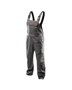 Spodnie robocze na szelkach rozmiar L/54 81-430-LD