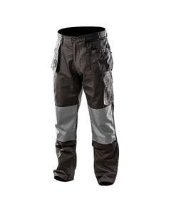 Spodnie robocze rozmiar L/52 odpinane kieszenie i nogawki 81-230-L