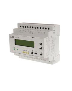 Sterownik załączania rezerwy sieć 3 i 4-przewodowa 24-230V AC trzyliniowy SZR-279