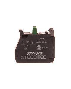 Styk pomocniczy 1Z 0R 0P montaż czołowy HZF301