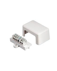 Szyna wyrównująca potencjał mała /5x10 + 1x16/ E.4104M