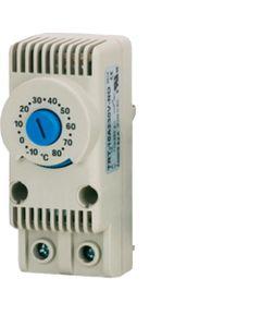 Termostat do wentylatorów NO 10A 230VAC -10+80stopni C FL259Z