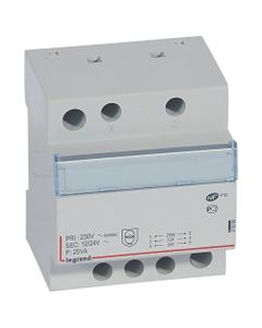 Transformator bezpieczeństwa modułowy TR325 230/12/24V 25VA 413096