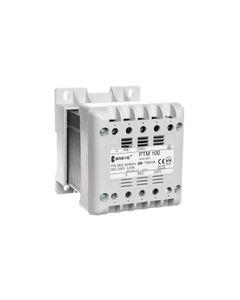 Transformator 1-fazowy PTM 100VA 230/2...
