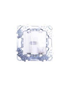 Unica Plus Lampka oświetlenia awaryjnego biel polarna MGU50.776.TZ