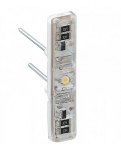 VALENA ALLURE Lampka LED do funkcji podświetlania łącznika schodowego niebieska 752057