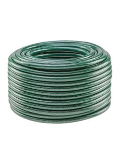Wąż ogrodowy 50m 1/2'' ECONOMIC zielony 15G802
