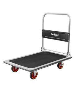 Wózek transportowy, platformowy, udźwig 300kg 84-403