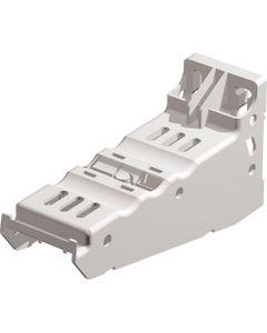 Wspornik kanału 200mm DLP PVC 637768