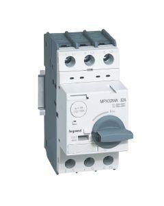 Wyłącznik silnikowy 3P 32-416A wyzwalacz magnetyczny MPX3 32MA 417355