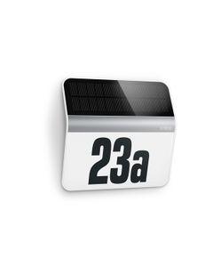 Oprawa solarna LED z czujnikiem zmierzchu i panelem fotowoltaicznym stal szlachetna XSolar LH-N 007140