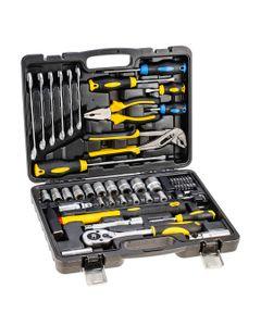 Zestaw narzędzi 56 pozycji 38D224