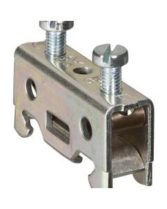 Złączka szynowa 2-przewodowa 4-35mm2 metalowa DIN 35 mm 037176