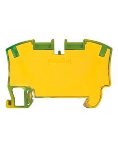 Złączka VIKING 10 mm2 zielono-żółta 037273